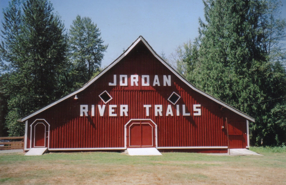 Jordan River Trails Barn