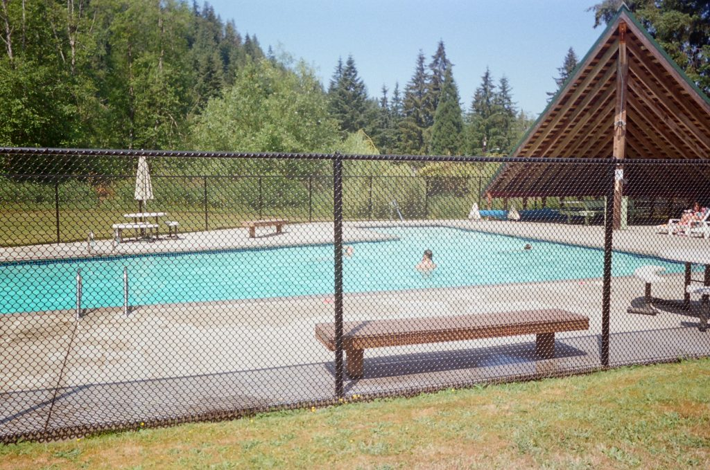 Jordan River Trails Pool